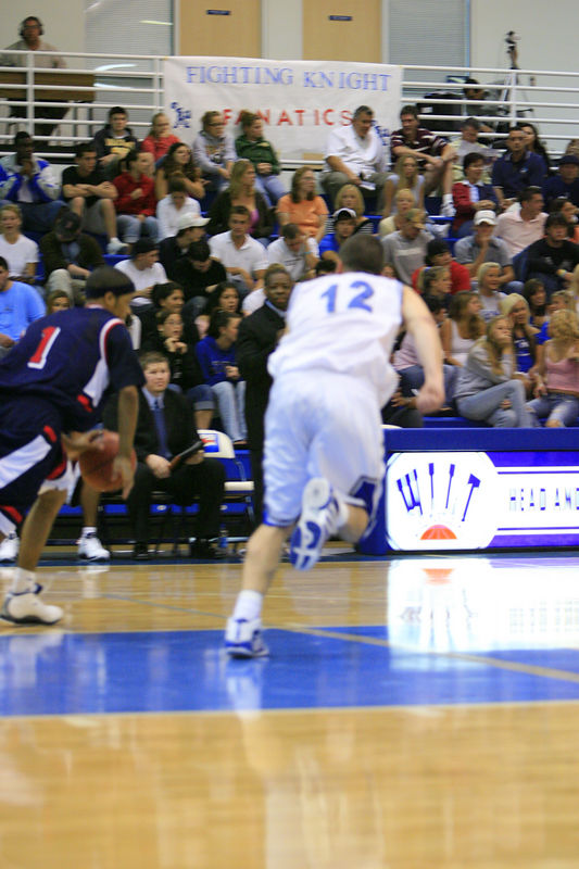 Lynn Univ Basketball vs Palm Beach Atlantic (100)
