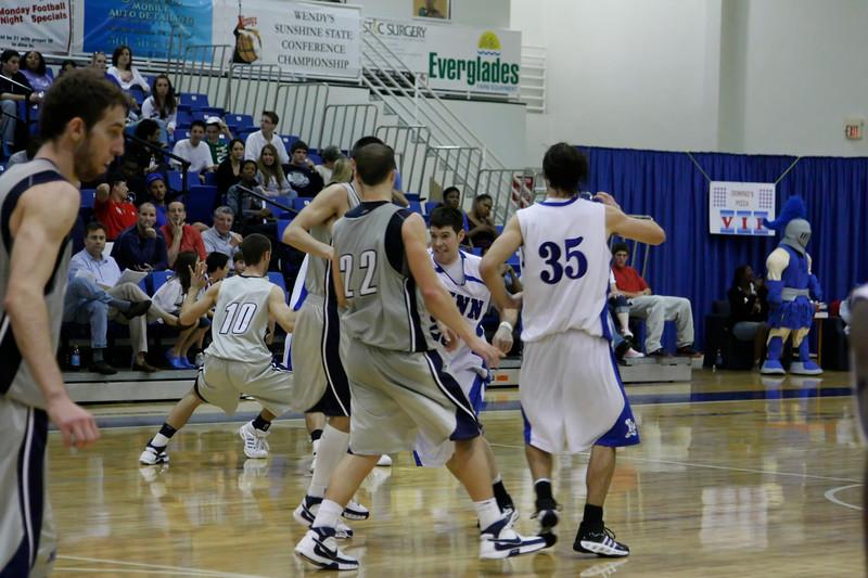 Lynn University Mens Basketball vs Nova -  (566)