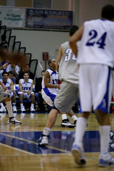Lynn University Mens Basketball vs Nova -  (671)