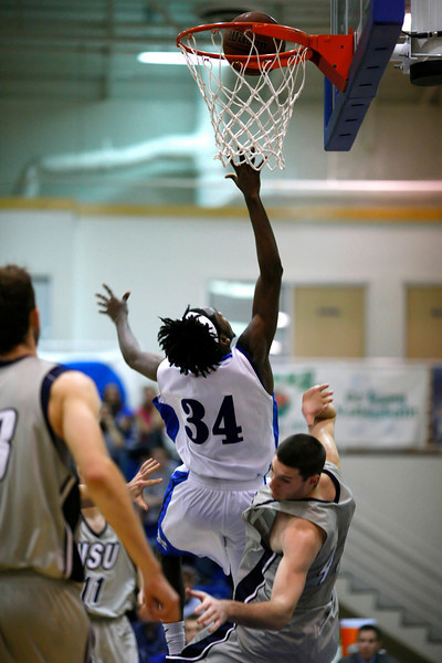 Lynn University Mens Basketball vs Nova -  (521)