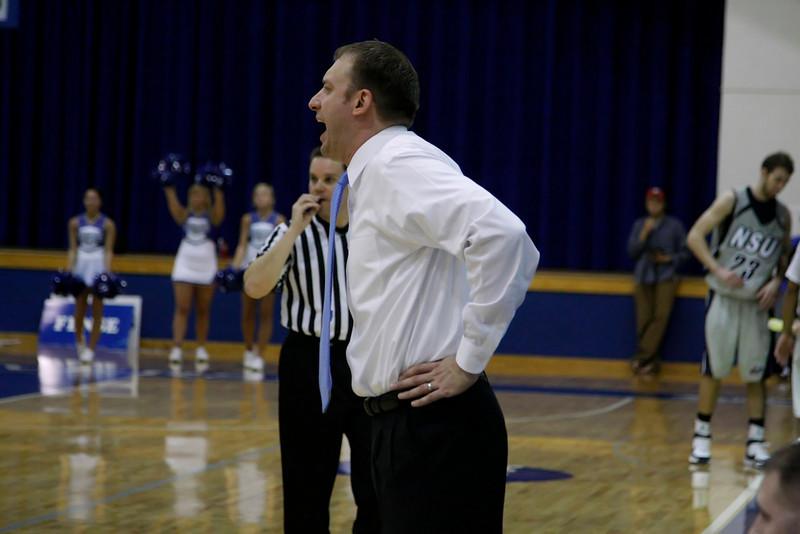 Lynn University Mens Basketball vs Nova -  (511)