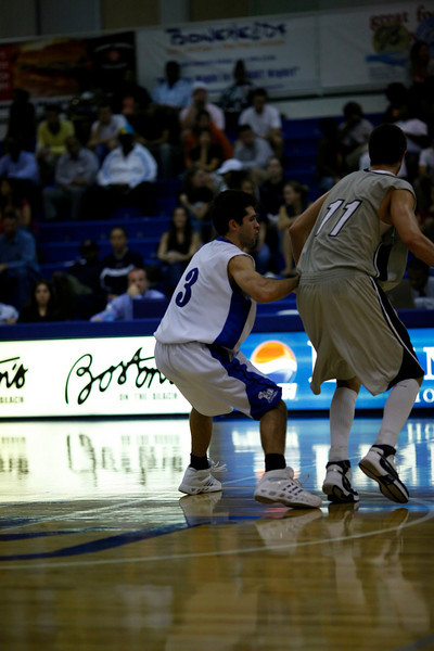 Lynn University Mens Basketball vs Nova -  (625)