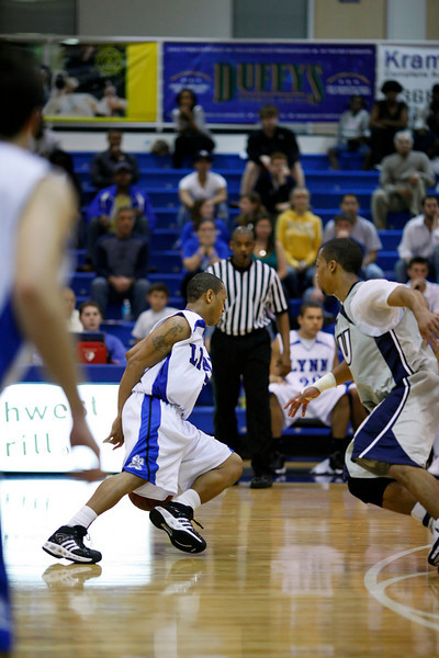 Lynn University Mens Basketball vs Nova -  (717)