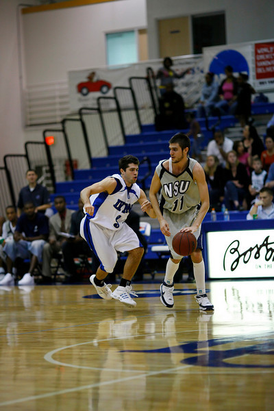 Lynn University Mens Basketball vs Nova -  (626)