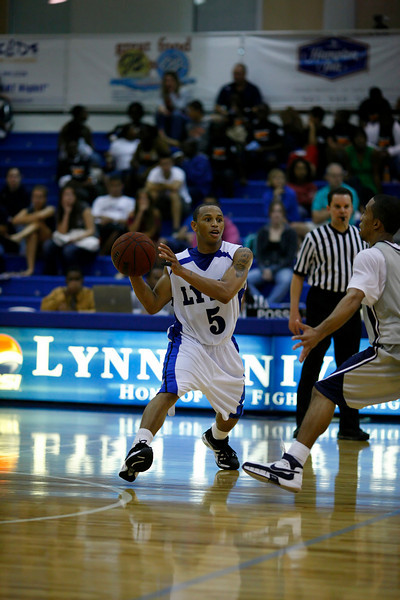 Lynn University Mens Basketball vs Nova -  (691)