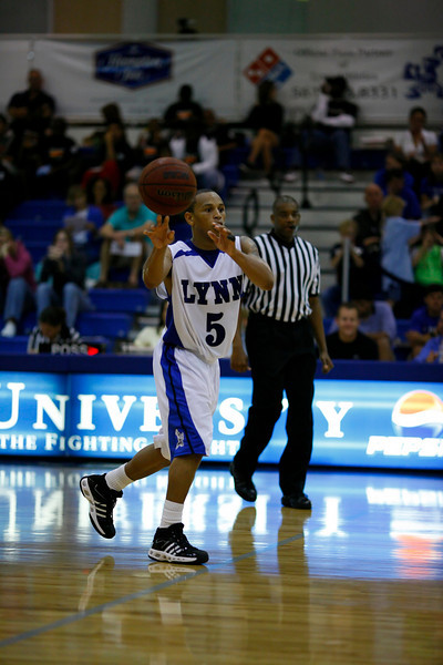 Lynn University Mens Basketball vs Nova -  (697)