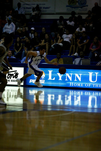 Lynn University Mens Basketball vs Nova -  (683)