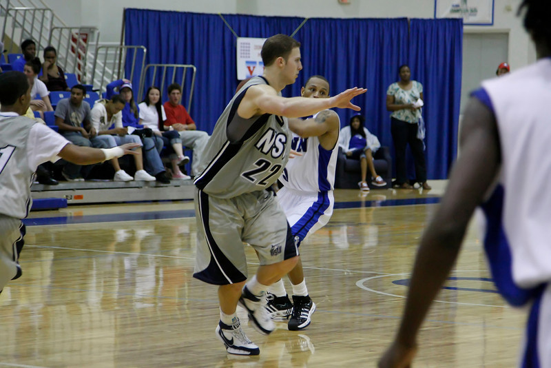 Lynn University Mens Basketball vs Nova -  (583)