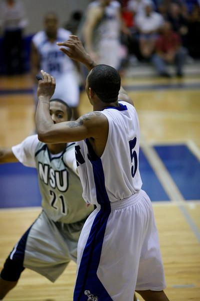 Lynn University Mens Basketball vs Nova -  (746)