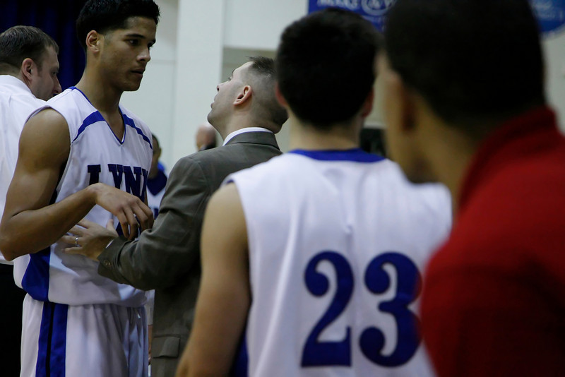 Lynn University Mens Basketball vs Nova -  (518)