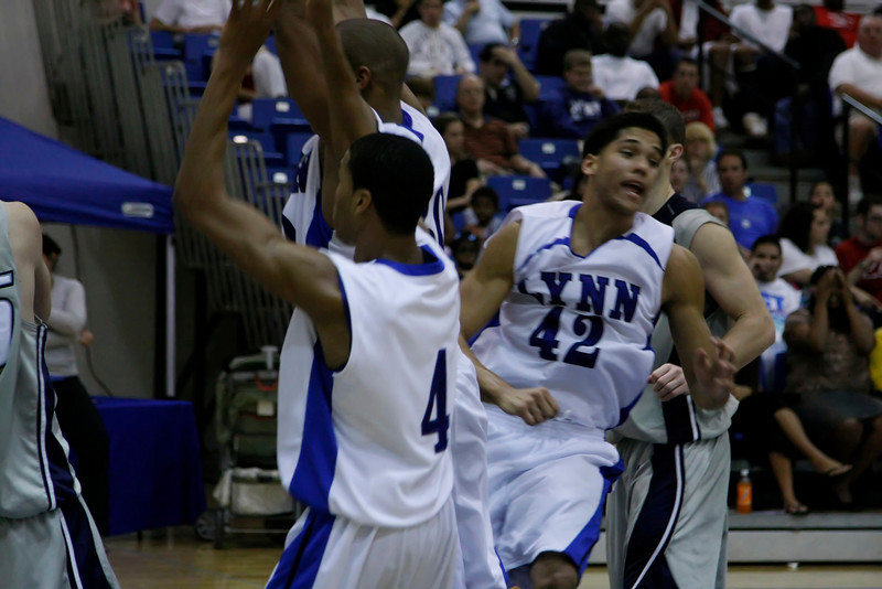 Lynn University Mens Basketball vs Nova -  (515)