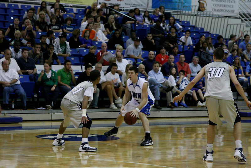 Lynn University Mens Basketball vs Nova -  (487)