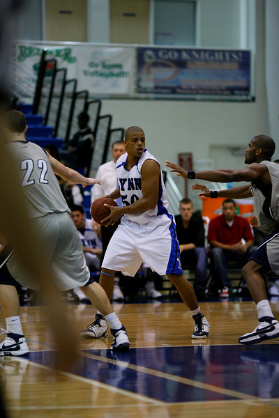 Lynn University Mens Basketball vs Nova -  (653)