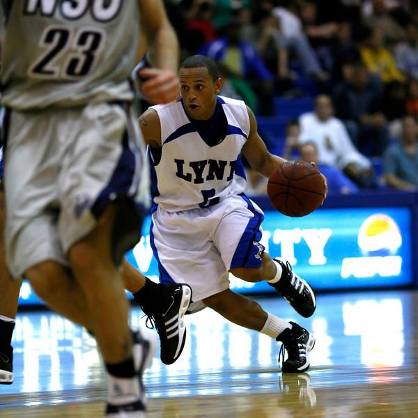 Lynn University Mens Basketball vs Nova -  (328)sq