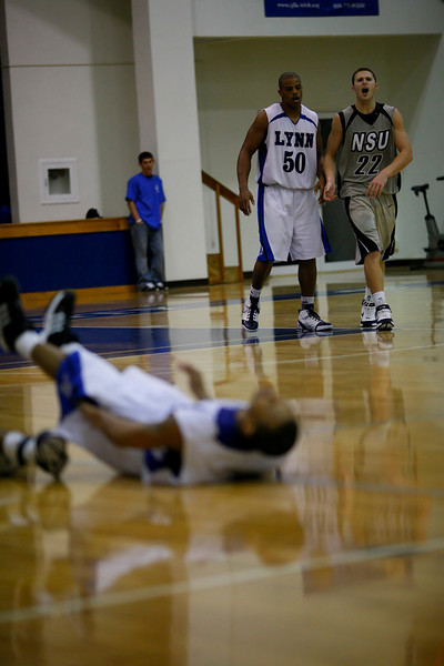 Lynn University Mens Basketball vs Nova -  (611)