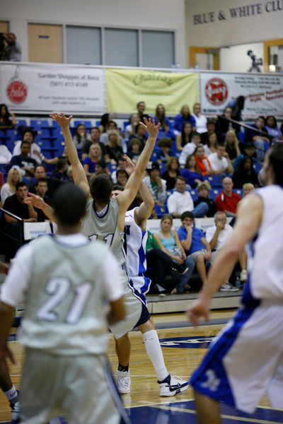 Lynn University Mens Basketball vs Nova -  (594)