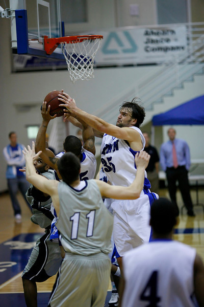 Lynn University Mens Basketball vs Nova -  (742)