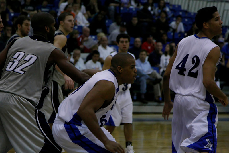 Lynn University Mens Basketball vs Nova -  (492)