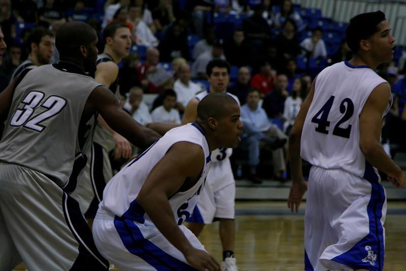Lynn University Mens Basketball vs Nova -  (492)