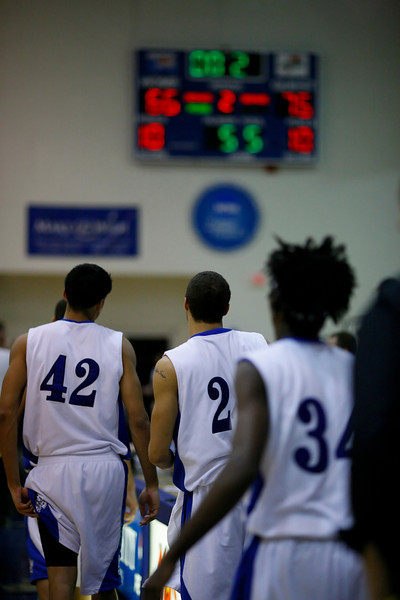 Lynn University Mens Basketball vs Nova -  (750)