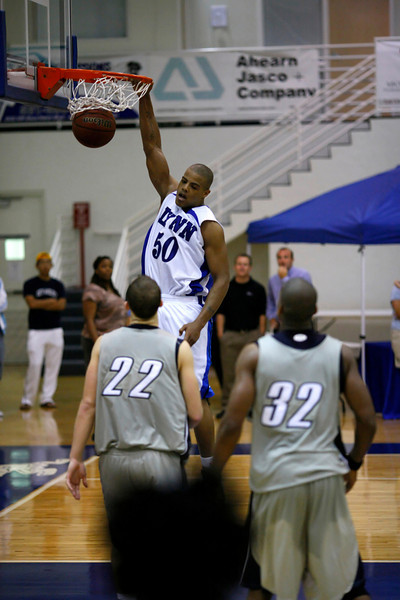 Lynn University Mens Basketball vs Nova -  (747)