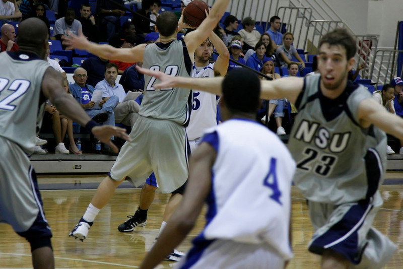 Lynn University Mens Basketball vs Nova -  (557)