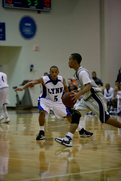 Lynn University Mens Basketball vs Nova -  (703)