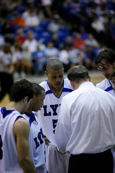 Lynn University Mens Basketball vs Nova -  (734)