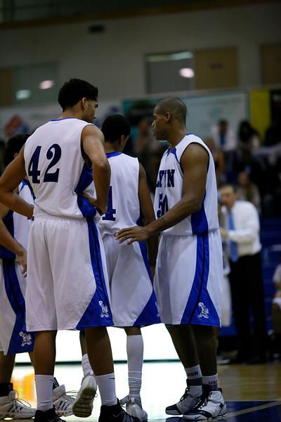 Lynn University Mens Basketball vs Nova -  (508)