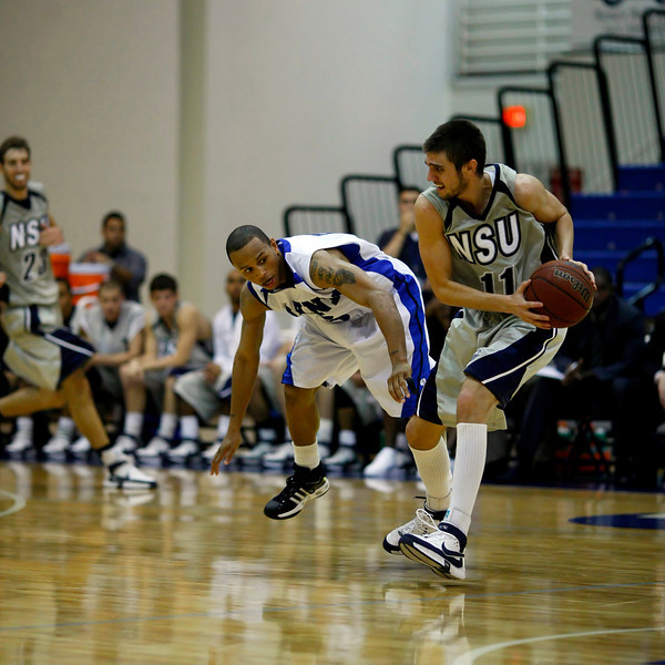 Lynn University Mens Basketball vs Nova -  (658)