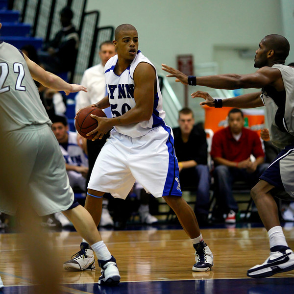 Lynn University Mens Basketball vs Nova -  (655)