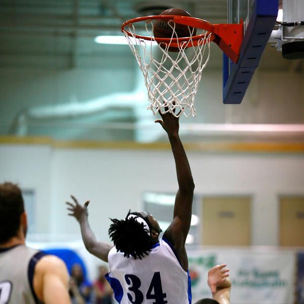 Lynn University Mens Basketball vs Nova -  (522)