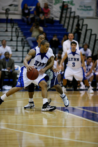Lynn University Mens Basketball vs Nova -  (619)