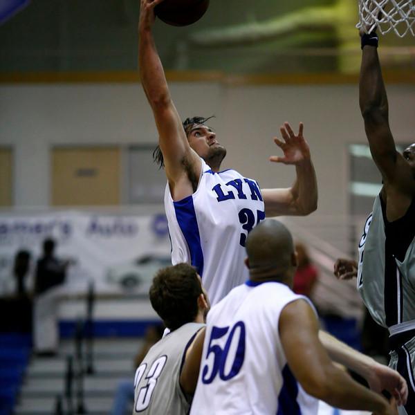 Lynn University Mens Basketball vs Nova -  (463)sq