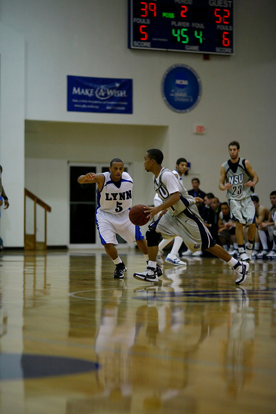 Lynn University Mens Basketball vs Nova -  (548)