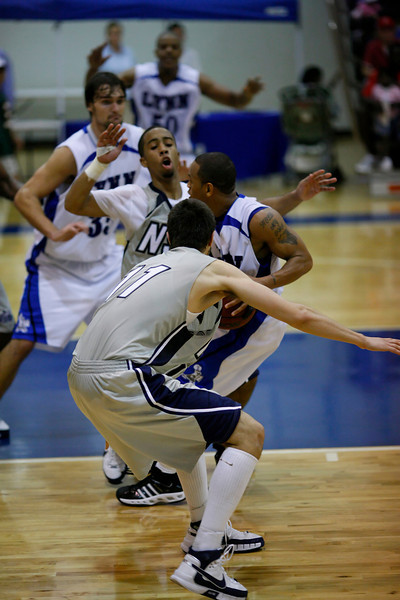 Lynn University Mens Basketball vs Nova -  (740)