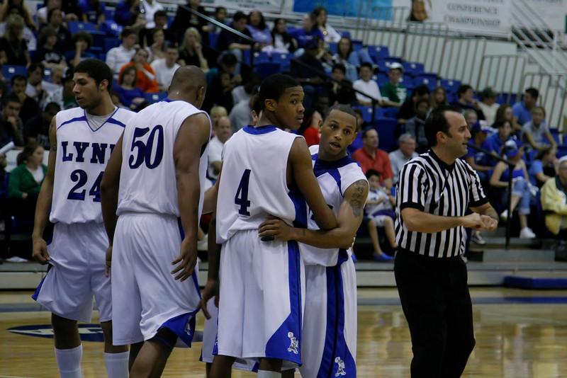 Lynn University Mens Basketball vs Nova -  (542)