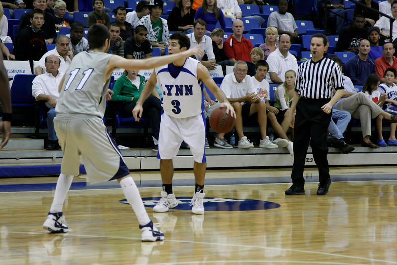 Lynn University Mens Basketball vs Nova -  (659)