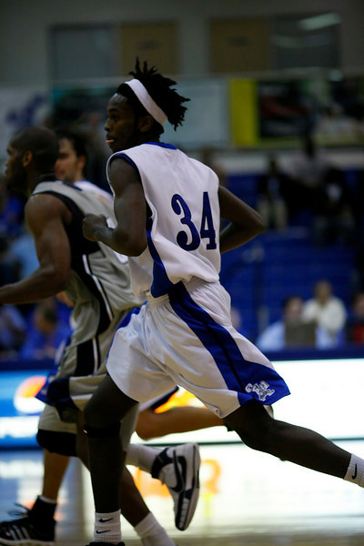 Lynn University Mens Basketball vs Nova -  (595)