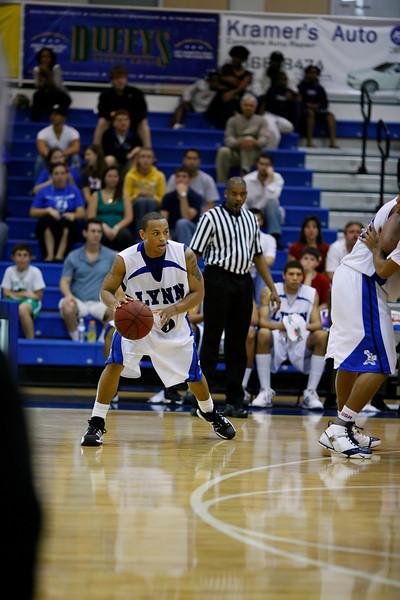 Lynn University Mens Basketball vs Nova -  (712)