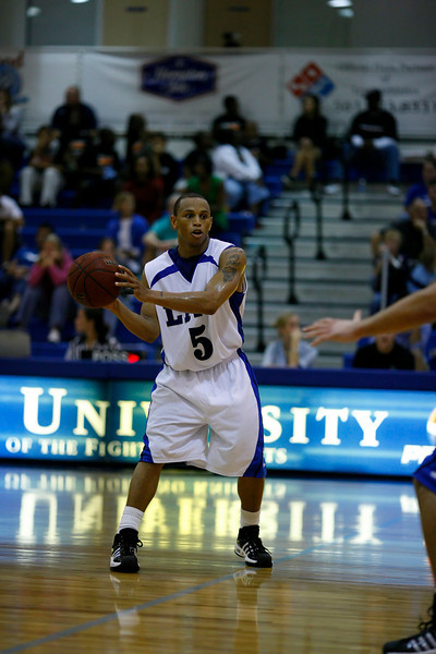 Lynn University Mens Basketball vs Nova -  (706)