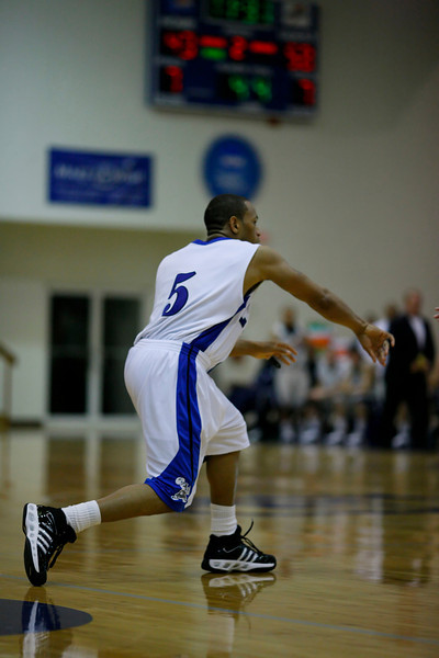Lynn University Mens Basketball vs Nova -  (580)