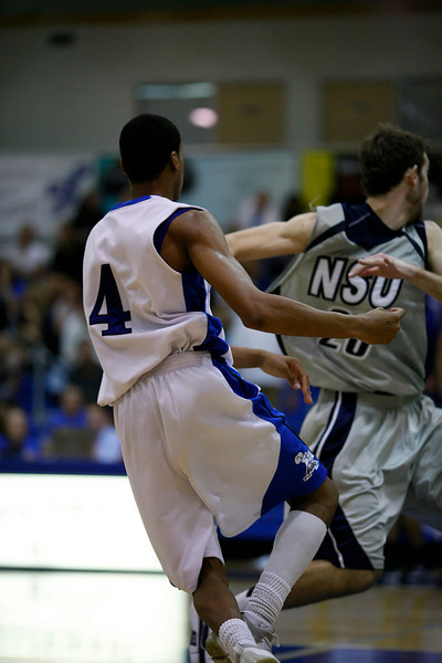 Lynn University Mens Basketball vs Nova -  (499)