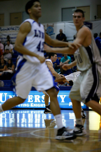 Lynn University Mens Basketball vs Nova -  (481)