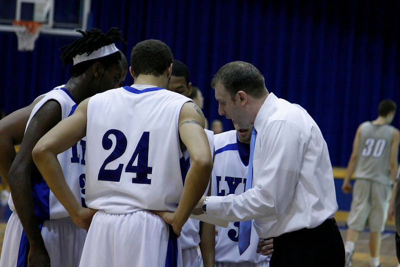 Lynn University Mens Basketball vs Nova -  (641)