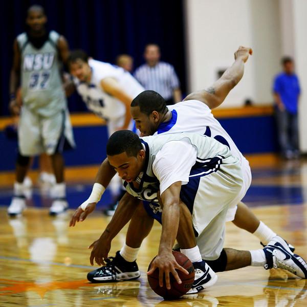 Lynn University Mens Basketball vs Nova -  (607)