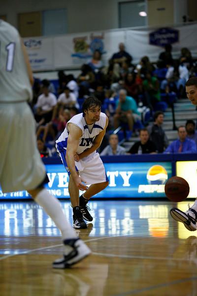 Lynn University Mens Basketball vs Nova -  (581)