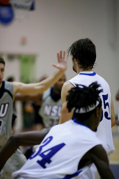 Lynn University Mens Basketball vs Nova -  (586)