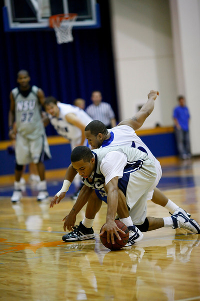Lynn University Mens Basketball vs Nova -  (609)