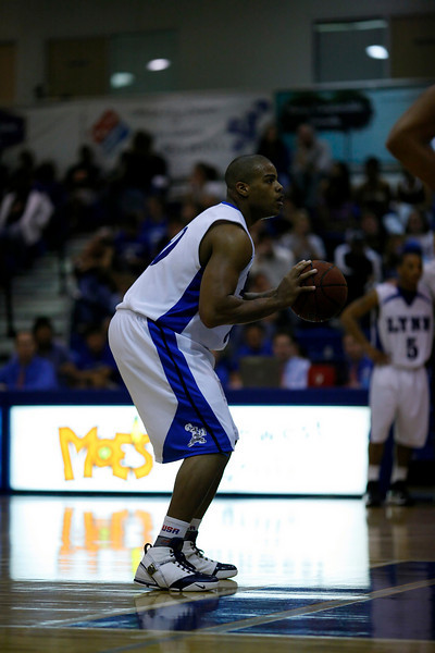 Lynn University Mens Basketball vs Nova -  (510)